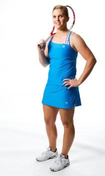 Melanie Oudin, 2011 US Open Mixed Doubles champion and USANA Brand Ambassador