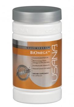 Supplement spotlight why biomega is better for Usana fish oil