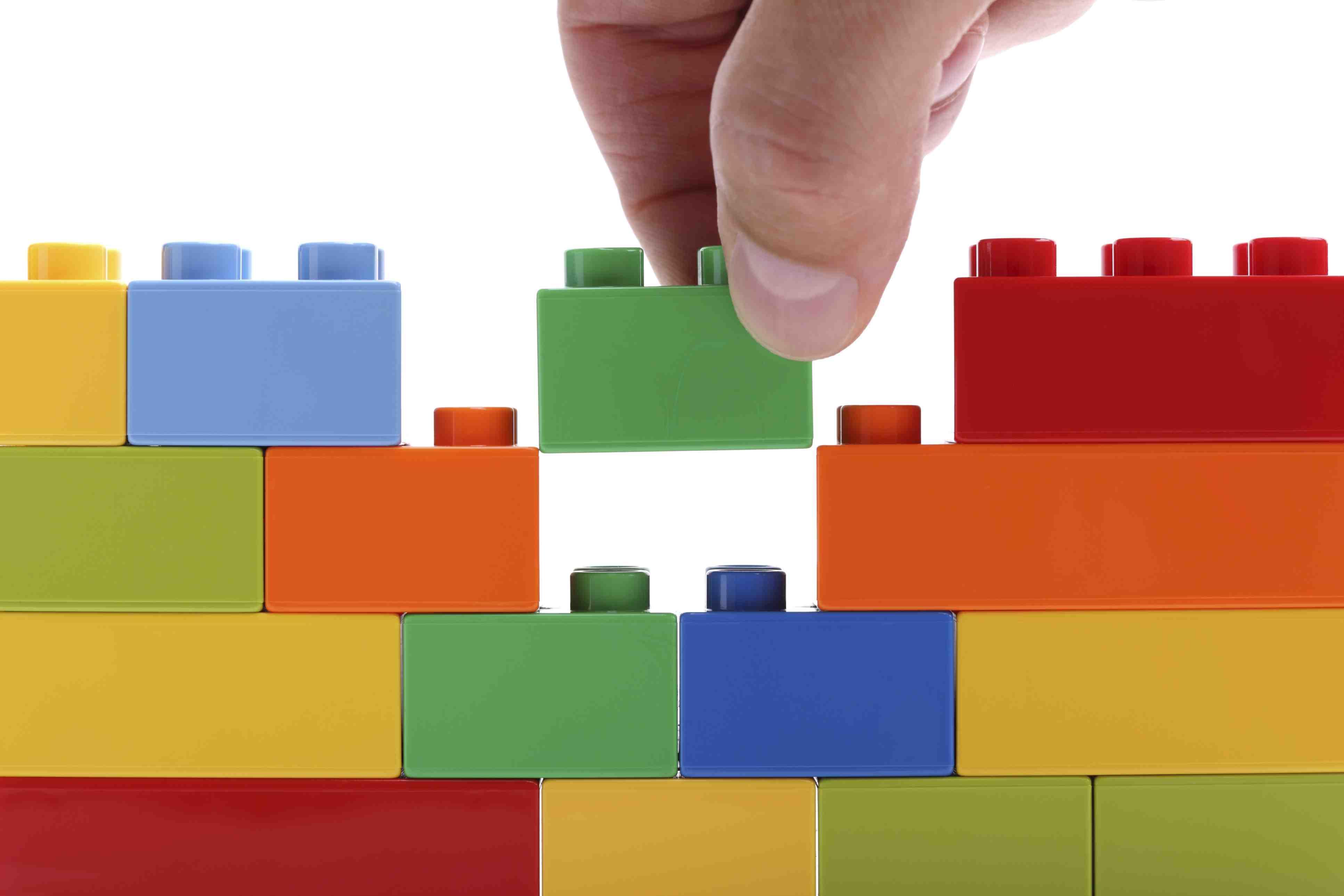 Building a USANA Body with Brad: 5 Bricks of Health