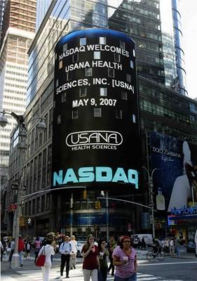 NASDAQ Listing