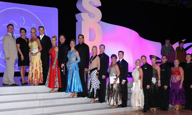 USANA's Bunny Barth finished sixth nationally at the recent U.S. Dance Championships.