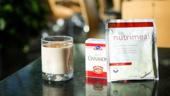 From the USANA Test Kitchen: USANA Eggnog