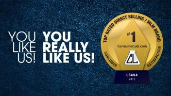 USANA Gets ConsumerLab.com Award for Customer Satisfaction