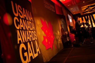 2nd Annual USANA Canada Awards Gala