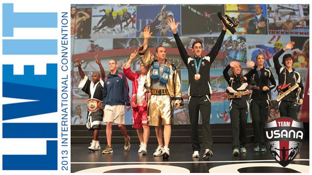USANA13 Athletes Featured