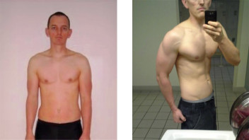 Building a USANA Body with Brad: Revealing the Results