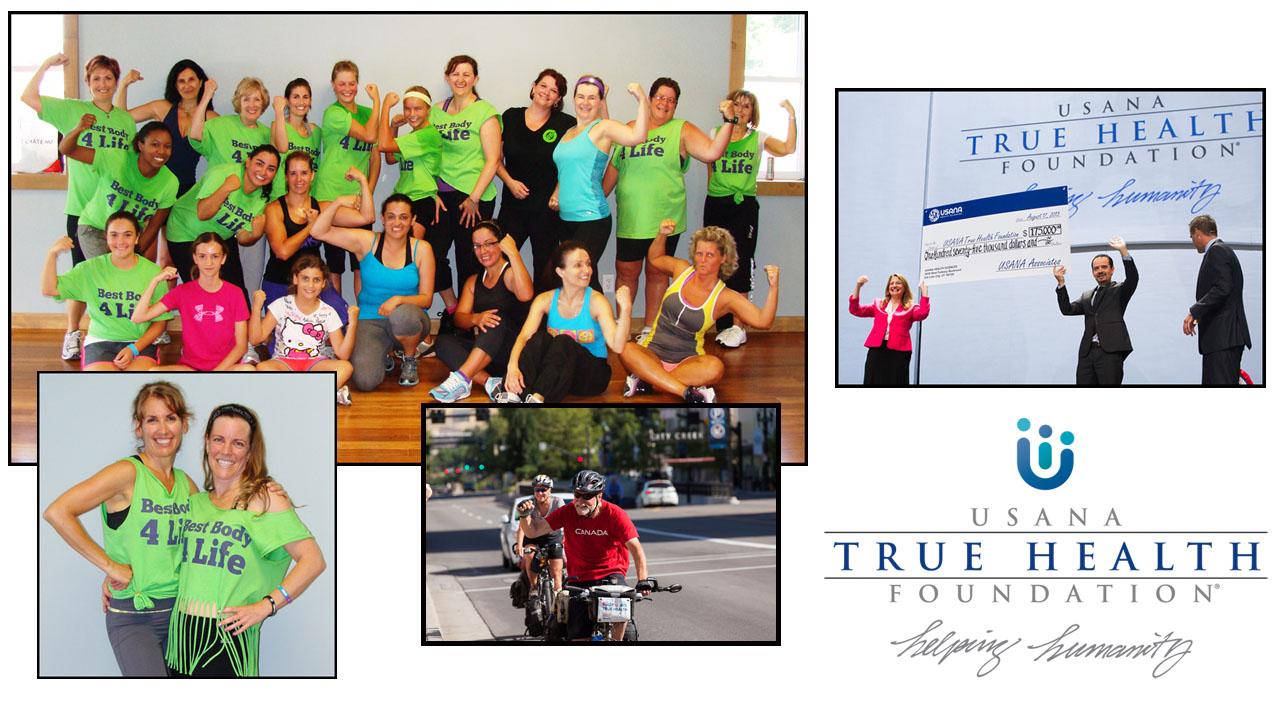 USANA True Health Foundation Roundup Featured