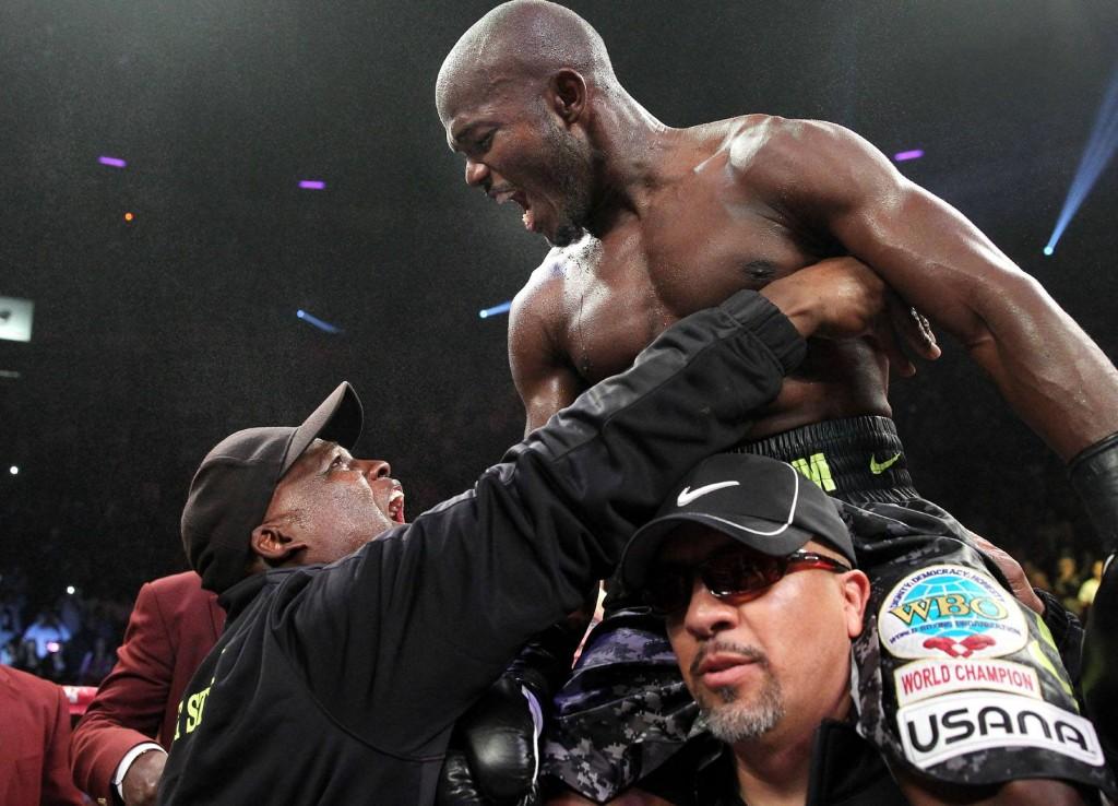 Top Rank Boxing and Chris Farina