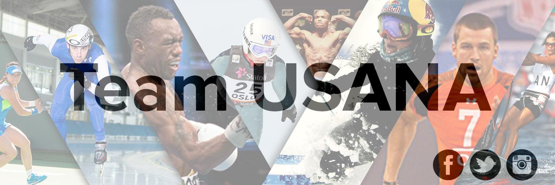 USANA Athletes: Team USANA Social Media
