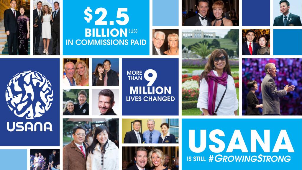 USANA Growing Strong Blog Featured