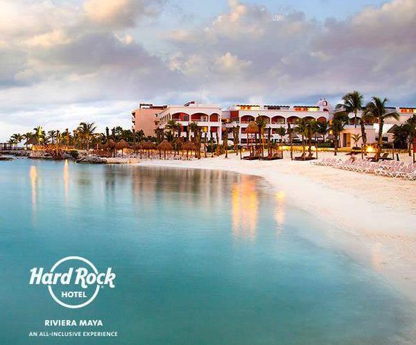 Success on the Beach - Hard Rock Promotional Photo