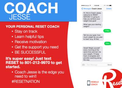 RESET Coach Jesse