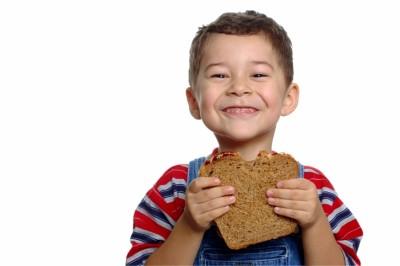 Healthy Foods for Kids - Sandwich