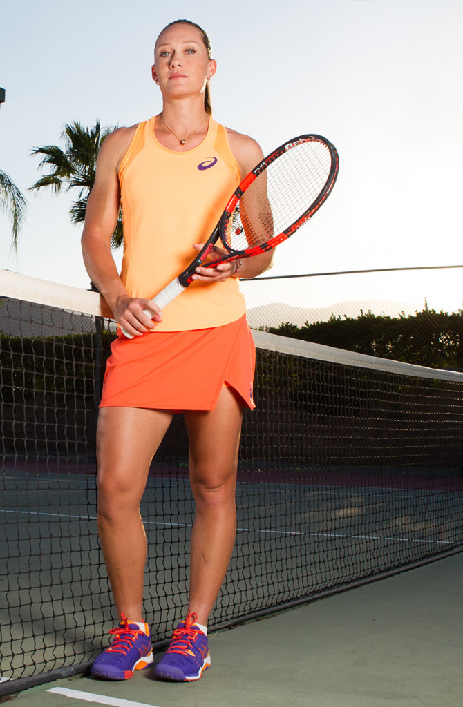 Sam Stosur Interview - What's Up, USANA