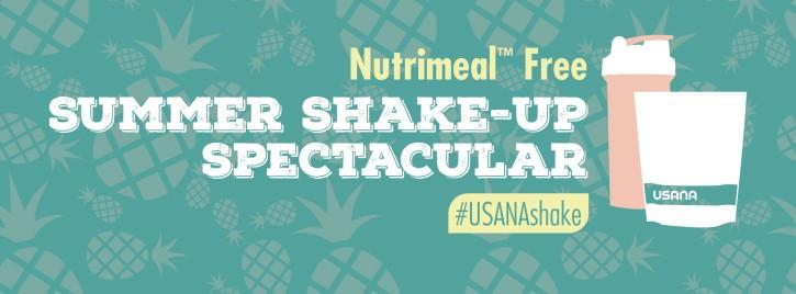 #USANAshake Recipe