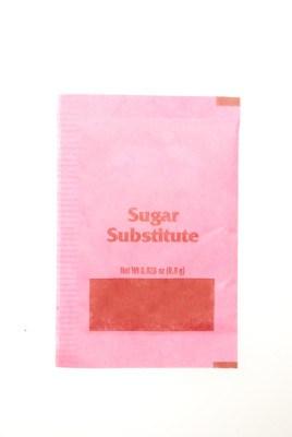Artificial Sweetener Packet