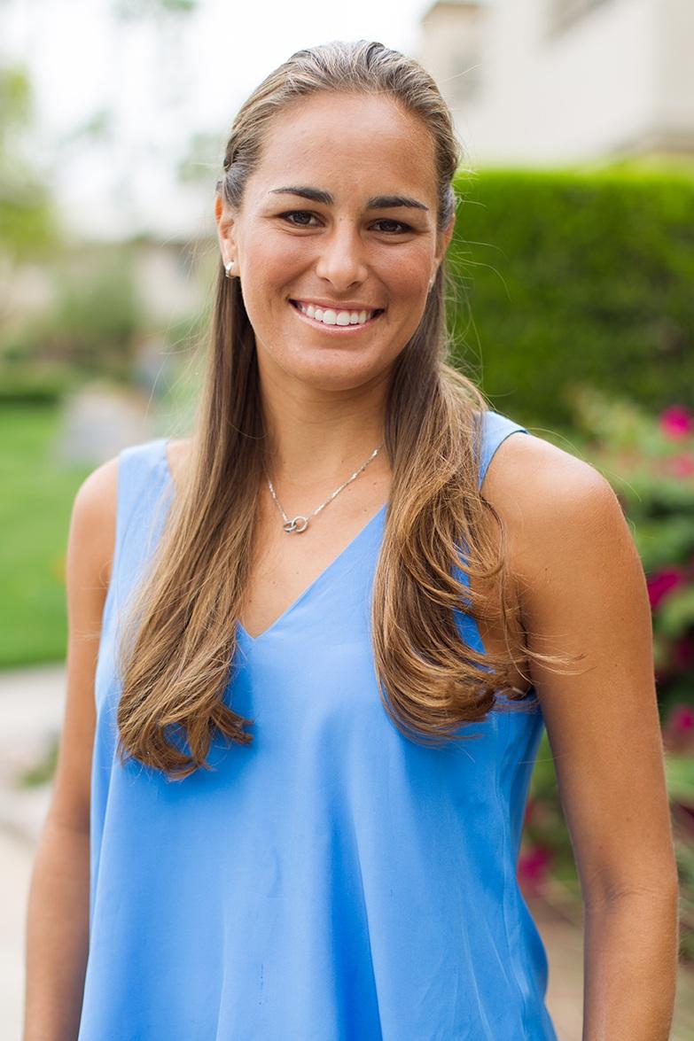 Monica Puig Tennis Golden Girl What S Up Usana