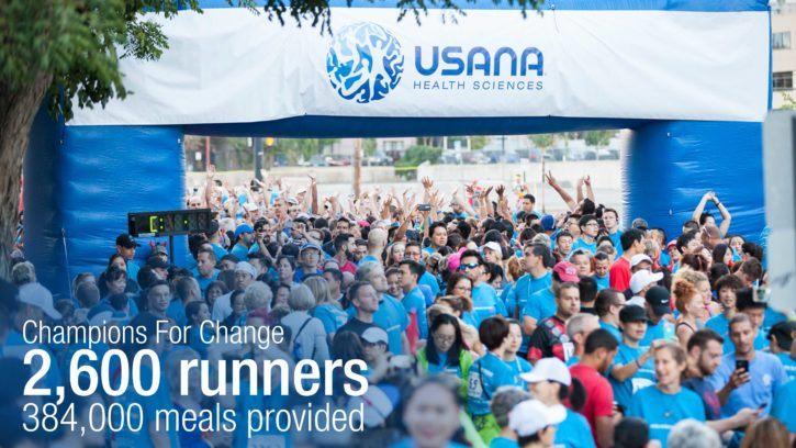 True Health Foundation USANA16 Recap
