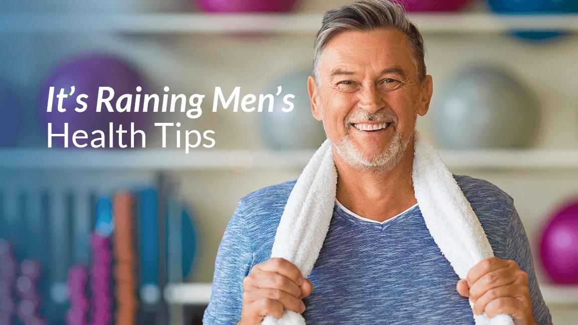 mens health tips