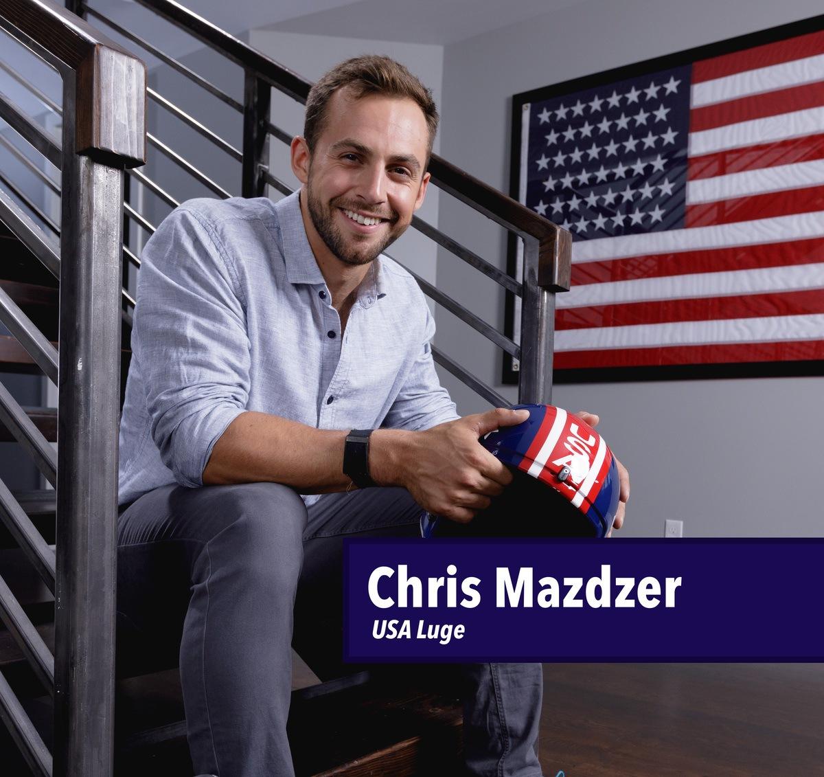 Chris Mazdzer