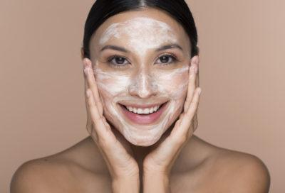 Oily Skin: Washing Face