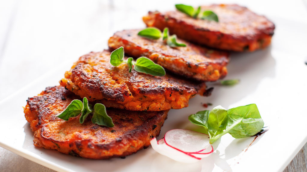 Post Workout Recovery Nutrition Salmon Cakes
