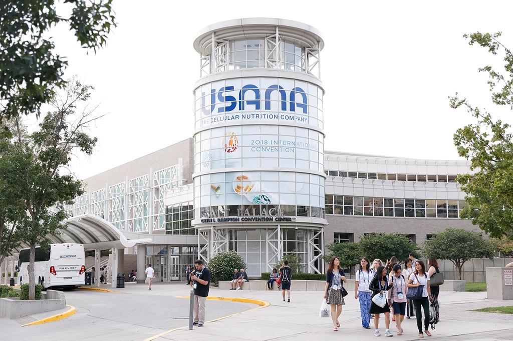Social Media Ticket #usana19 Building