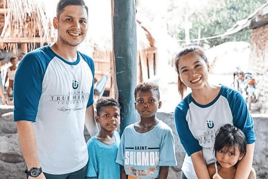 health benefits of volunteering
