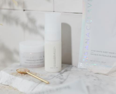 Celavive Brightening Skincare Line